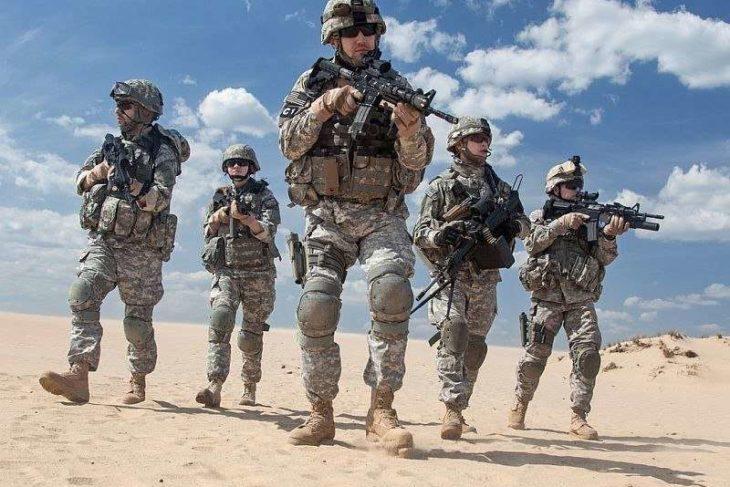 High-Tech Military